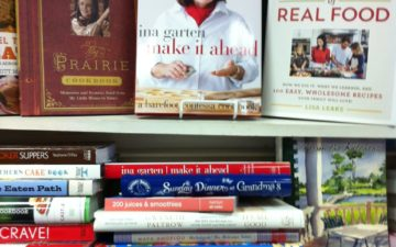 Pelican Bookstore Holiday Cook Books